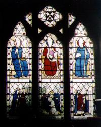 St Trillo window
